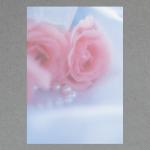 Rosen mit Perlen A4