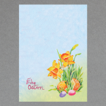 Frohe Ostern A4