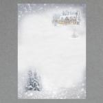 Häuschen im Schnee