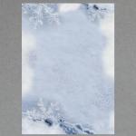 Eiskristalle im Schnee 100 Blatt