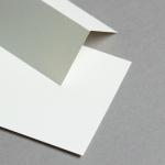 Karten Elfenbein 70 x 140 mm
