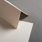 Karten Elfenbein hochdoppelt 120x171 mm