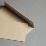Kraftpapier Couverts DIN lang