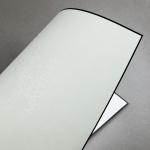 Trauerbogen DIN A4, matt handgerändert