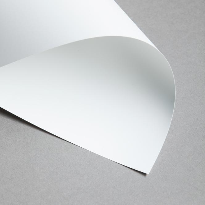 Signolit Polyesterfolie SC22 Weiss Opak DIN A4 | 100 Stück