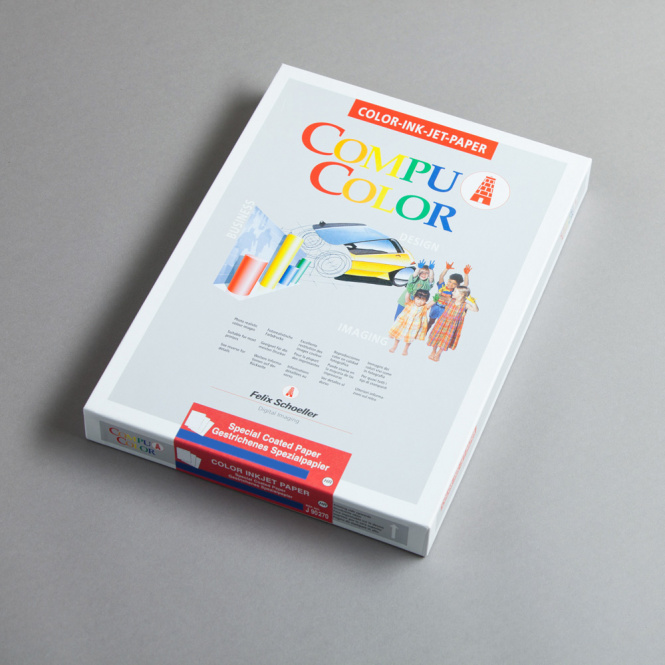CompuColor doppelseitig matt 230 g