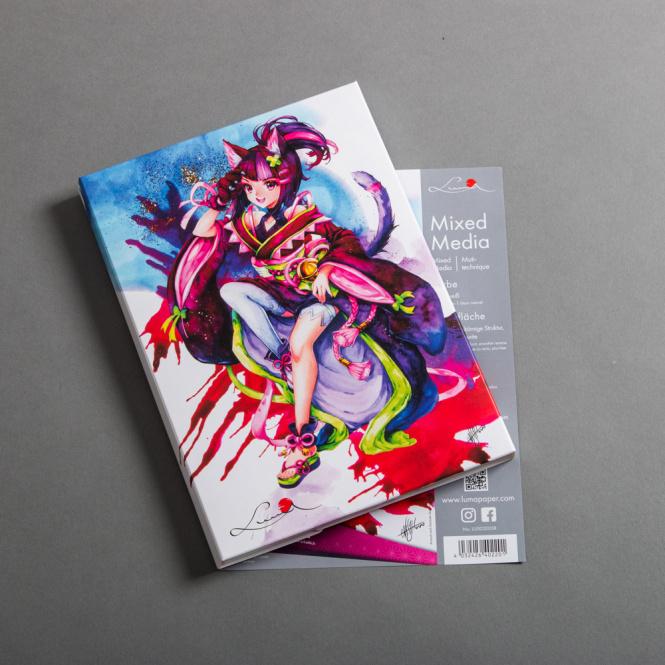Luma Mixed Media Designbox Bundle DIN A5