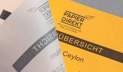 Papierbuch & Probepäckchen|strip_tags