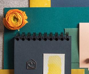 papier-colour-blocking
