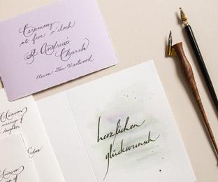 papier-calligraphie