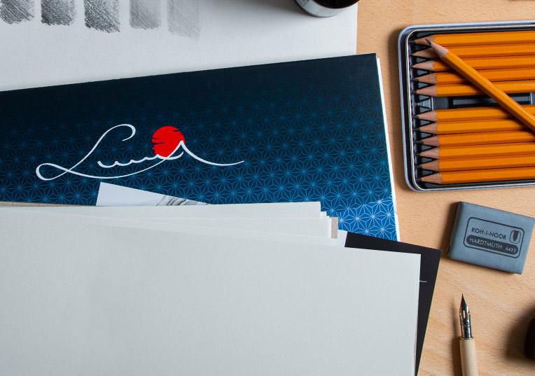 luma-skizzenpapier