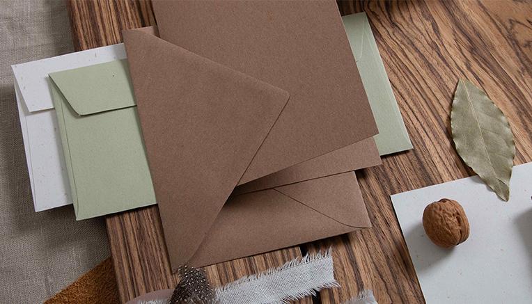 Kraftpapier-Muskat